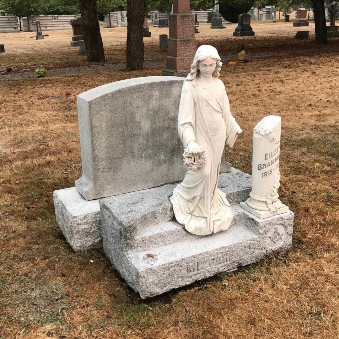 Nettoyage de monuments pour les collectivités